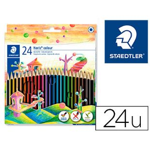 Colorines STAEDTLER WOPEX 24 Noris Colour